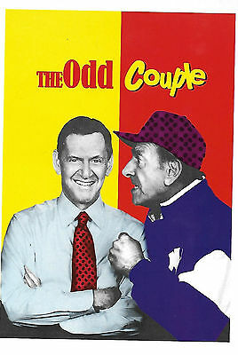 'the Odd Couple' Theatre Royal Haymarket London 1996