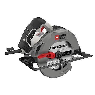 """PORTER CABLE 15 Amp 7-1/4"""" Corded Circular Saw - PCE300"""