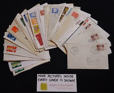 HS-A324 SWITZERLAND - Turkey, Postal History, Large Selection Of 40+ Covers