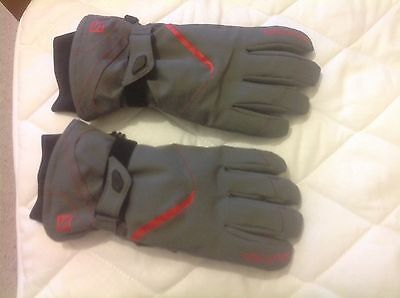 Salomon Pulse CS ski gloves Mens small, new without tags