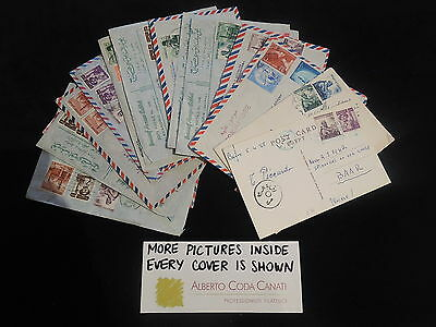 HS-A458 EGYPT - Lot, Very Beautiful Collection Of 19 Covers