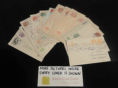 HS-A469 DENMARK - Lot, Old Collection Of 15 Postcards