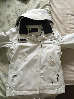 Ladies Spyder Ski Jacket Size UK 10