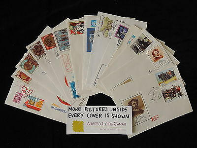 HS-A638 RUSSIA - Lot, Important Collection Of 14 Covers