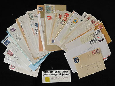 HS-A640 DENMARK - Lot, Beautiful Collection Of 95+ Covers