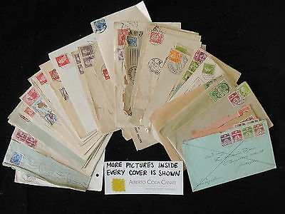 HS-A693 DENMARK - Old, Beautiful Collection Of 35+ Covers