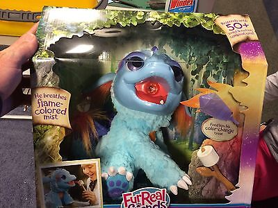 FurReal Friends Torch My Blazin' Dragon NEW In BOX -