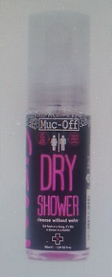 Dry Shower Wash - 50ml Brand: MUC OFF      Product No: 365