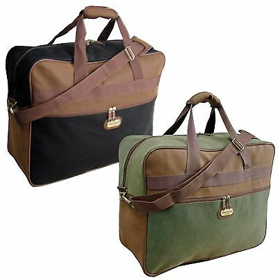 Cabin Bag Hand Luggage Flight Carry on Shoulder Travel Holdall 40L 50x40x20cm