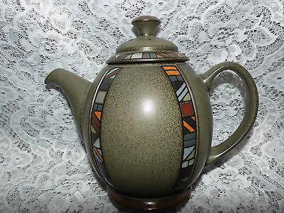 "DENBY Stoneware "" MARAKESH "" Tea pot"