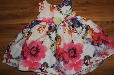 M&S girls party dress 6-9 months  *I'll combine postage
