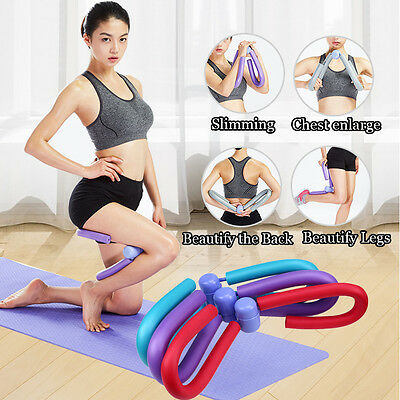 Blue Thigh Master Toner Chest Leg Abdominal Fat Exercise Trainer Thighmaster