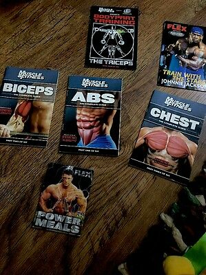 Muscle&fitness Bodybuilding Magazines