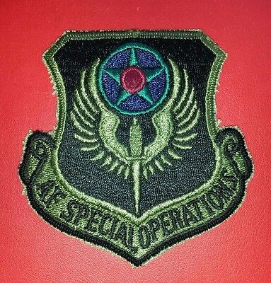 USAF Air Force Special Operations Patch