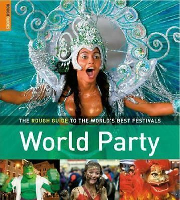 Rough Guide World Party  (ExLib)