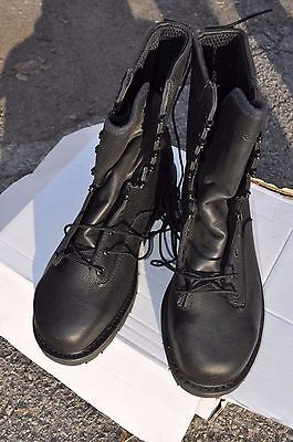Canadian Army STEEL TOE Temperate Safety Combat Boots Men's 11.5 W / XW 285/108