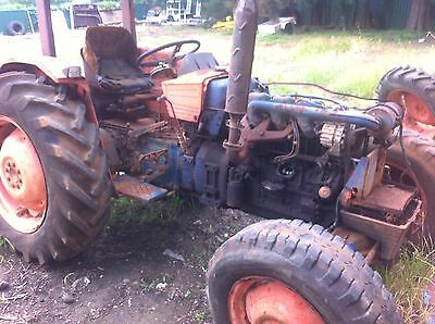 Tractor Same falcon 50Hp 4wd 4x4 Front Diff