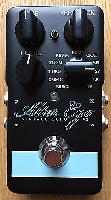 TC Electronic Alter Ego V2 Vintage Echo with TonePrint, Great Condition, A+
