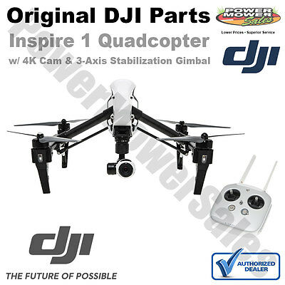 DJI Inspire 1 Transforming Quadcopter Drone with 4K Camera and 3-Axis Gimbal