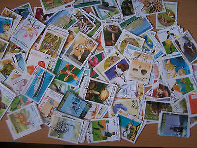 200 Different Benin,(Former French Colony),excellent Lot,loads Of Thematics.