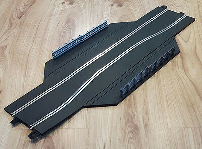 Scalextric 1:32 Track C8246 - Long Chicane Side Swipe Straights & Borders #B A