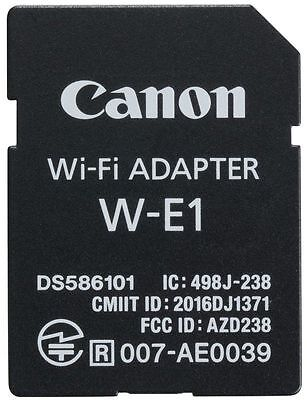 Canon W-E1 Wi-Fi Adapter [Dispatched within 24hours] FAST DELIVERY