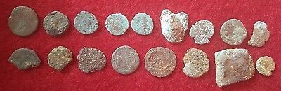 Lot of Ancient coins, Bronze coins