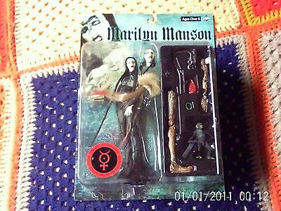 Marilyn Manson Action Figure Mint In Package Rare
