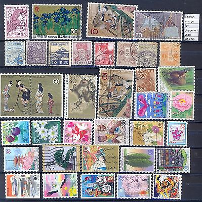 Stamps Lot Japan  Used  (L13868)