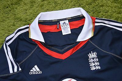 England One Day International ODI Cricket Shirt ~ Size 2XL *Great Condition* T20