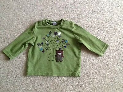 Lovely Baby Boy Top From TU size 3/6 Months Vgc