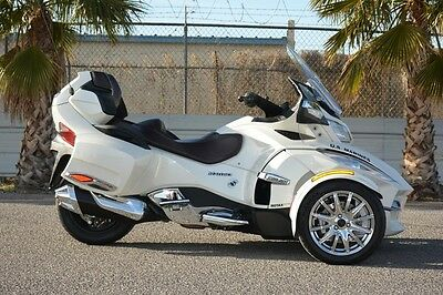 Other Makes SPYDER RT-LIMITED 2013 RT-Limited 2013 Can-AM SPYDER RT- Limited Stock:P13805