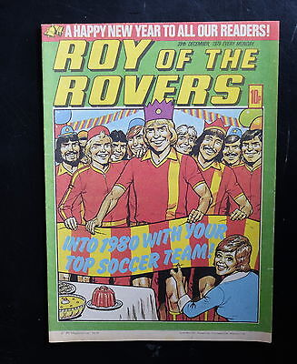 Roy Of The Rovers 1979 29th Dec