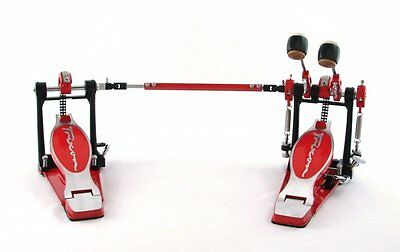 Trixon King Series Double Bass Drum Pedals Red