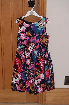 Girls MATALAN Dress - Age 9yrs - Excellent condition