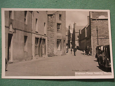 Postcard of Graham Place Looking North, Stromness, Orkney