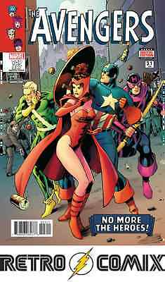 Marvel Now! Avengers #3.1 First Print New/unread Bag & Board