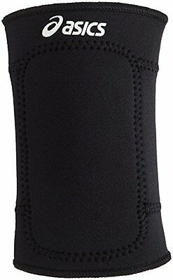 ASICS Junior Gel Youth Wrestling Knee Sleeve with Pad - Black ZD902 NEW!