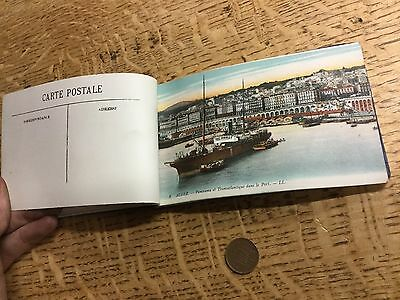 Old Book Of French Postcards - Unused VGC