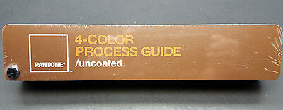 Pantone 4 - Color Process  Guide Uncoated