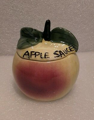 Toni Raymond Apple Sauce Pot