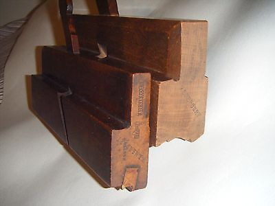 Two collectable Victorian moulding  planes in very good condition