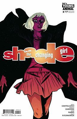 Shade The Changing Girl #4 2017 New Unread