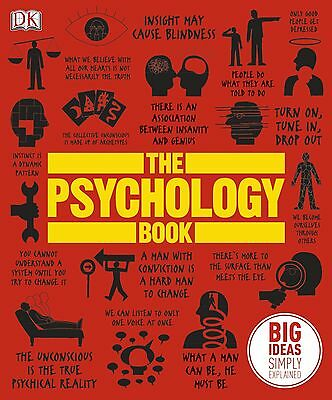 NEW - The Psychology Book by DK Publishing