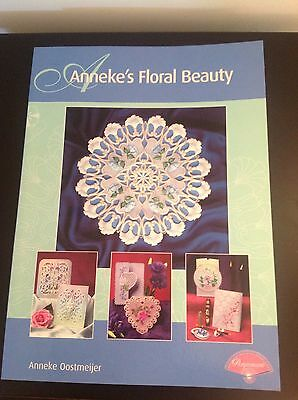 Anneke's Floral Beauty - Pergamano Pattern Book