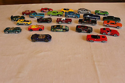 Lot of 45 Die Cast Cars in Disney Pixar The World of Cars Burning Up The Track