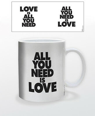 All You Need Is Love 11 Oz Mug Heart Feelings Emotions Attraction Compassion Usa
