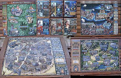 Warhammer Quest THE ULTIMATE COLLECTOR'S BUNDLE (town&city v2)