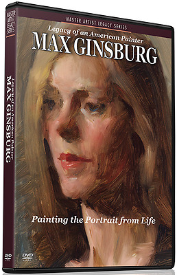 Max Ginsburg: Legacy of an American Painter - Art Instruction DVD