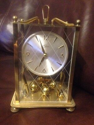 Antique KERN Anniversary Clock Made in Germany